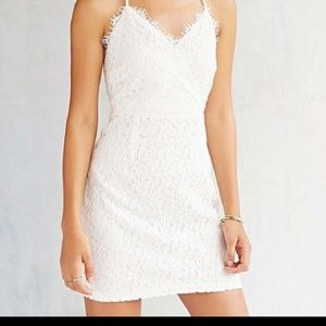 NWT Urban Outfitters White Dress Size 2